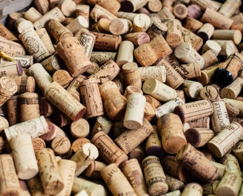 Bouchon vin